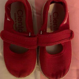Cientas Toddler Shoes size 21/5